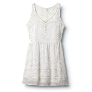 Quiksilver Edwardian Dot Dress